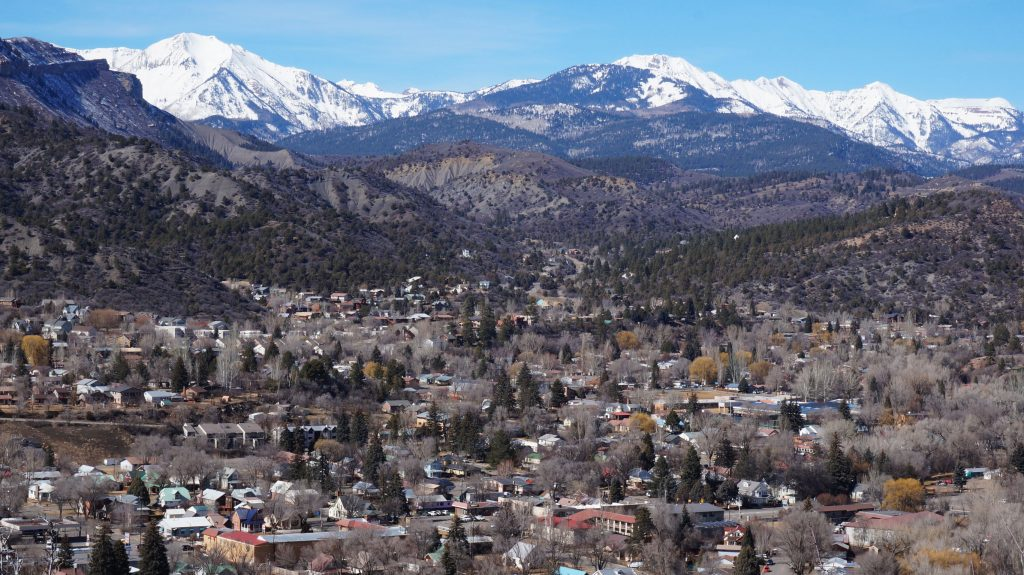 town of durango, co